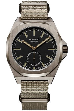 D1 MILANO Lawrence Commando 38mm armbåndsur