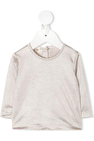 Caffe' D'orzo Langærmede - Round neck long-sleeved T-shirt