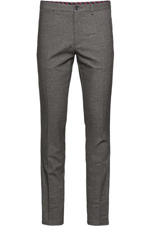 Tommy Hilfiger Denton Chino Wool Look Flex Habitbukser Stylede Bukser