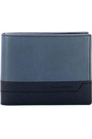 Piquadro Wallet compartments
