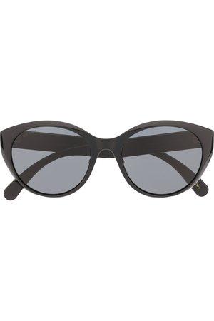 Gucci Chevron-detail sunglasses
