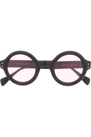 Gucci Circular lense sunglasses