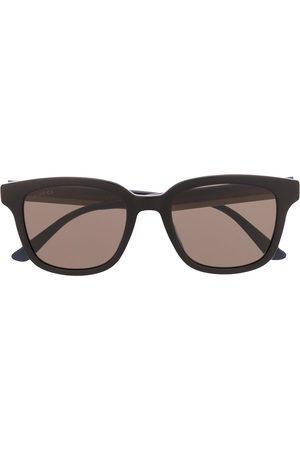 Gucci Logo stripe sunglasses
