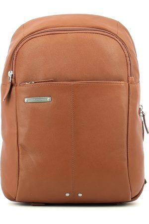 Piquadro Medium Leather Backpack