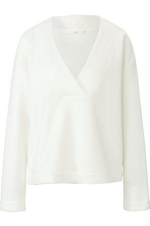 Lanius Sweatshirt lange ærmer Fra hvid