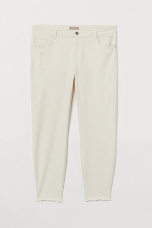 H&M + Skinny Cropped Jeans