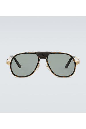 CARTIER EYEWEAR Mænd Solbriller - Aviator-style sunglasses