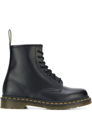 Dr. Martens Støvler - Klassiske pull-støvler med logo