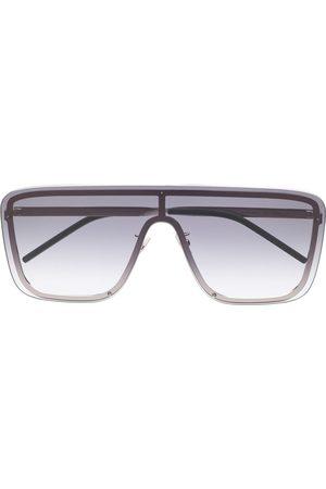 Saint Laurent Solbriller - SL364 mask-frame sunglasses