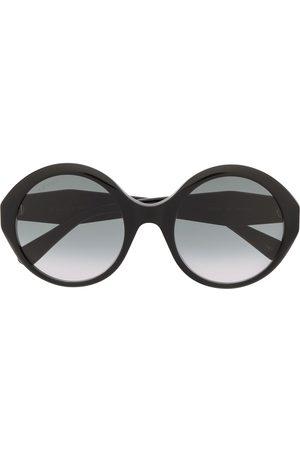 Gucci Solbriller - GG0797S round-frame sunglasses