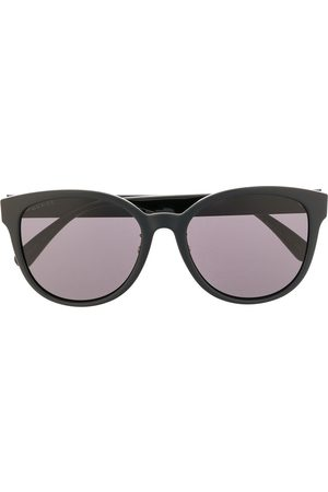 Gucci Solbriller - Double G cat-eye frame sunglasses