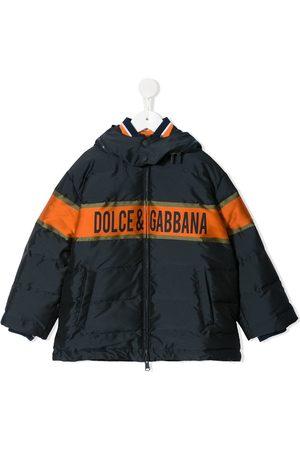 Dolce & Gabbana Logo-print jacket