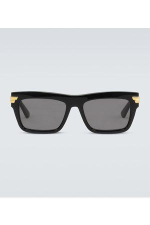 Bottega Veneta Acetate frame sunglasses