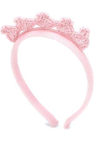Il gufo Piger Pandebånd - Knit headband