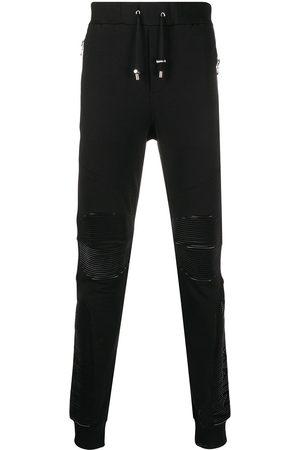 Balmain Patch detail track pants