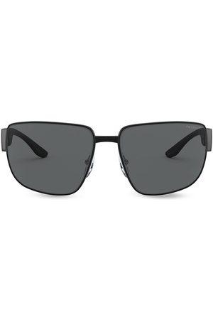 Prada Linea Rossa Eyewear solbriller med gradueret linse