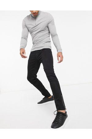 River Island Sorte skinny-jeans