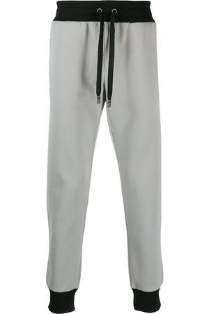 Dolce & Gabbana Joggingbukser med tilspidsede ben