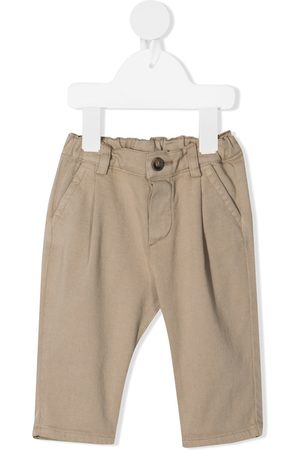 Zhoe & Tobiah Straight-leg chino trousers