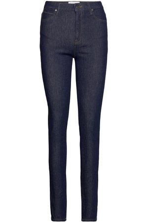 Tomorrow Bowie Hw Skinny Rinse Slim Jeans