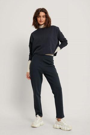 NA-KD Straight Basic Sweatpants