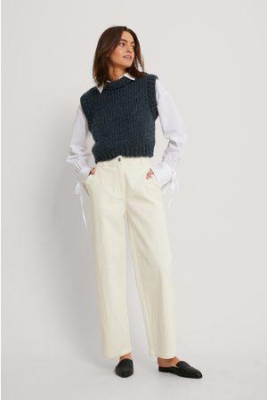 NA-KD Corduroy Trousers