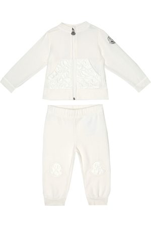 Moncler Baby sweatshirt and trackpants set