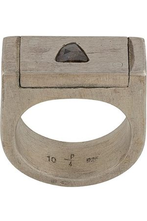 PARTS OF FOUR Plate 9mm ring