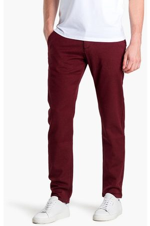 Shaping New Tomorrow Chinos - Classic Pants Regular Bordeaux – 30 / 28