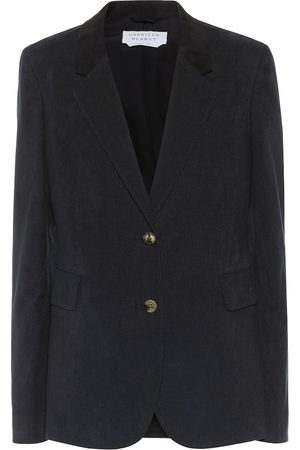GABRIELA HEARST Sophie single-breasted cotton blazer