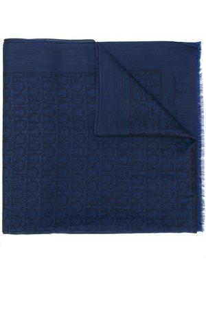 Salvatore Ferragamo Gancio-tørklæde i jacquard