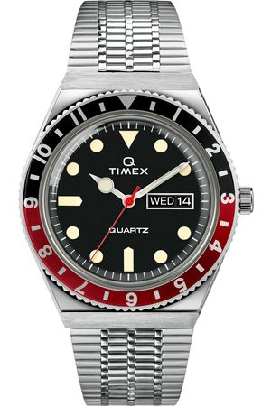 Timex Q Reissue 1979 Dive Black/Red