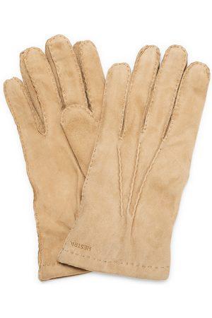 Hestra Arthur Wool Lined Suede Glove Camel