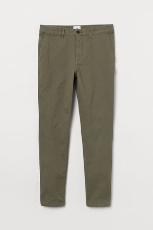 H&M Chinos i bomuld Skinny Fit