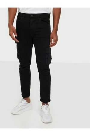 ABrand A Dropped Skinny Tur Jeans Black