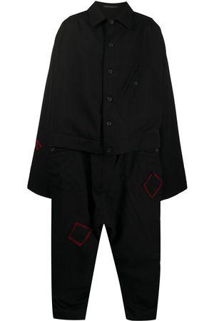 YOHJI YAMAMOTO Button-down jumpsuit