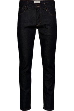 Lindbergh Mænd Slim - Superflex Jeans Stay Blue Slim Jeans