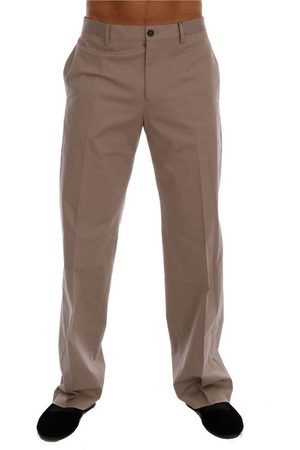 Dolce & Gabbana Stretch Chinos Pants