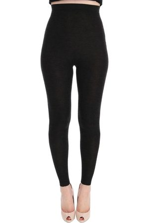 Dolce & Gabbana Cashmere Stretch Tights