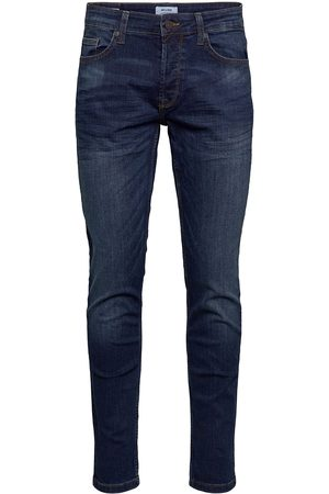 Only & Sons Mænd Slim - Onsweft Life Med Blue 5076 Pk Noos Slim Jeans
