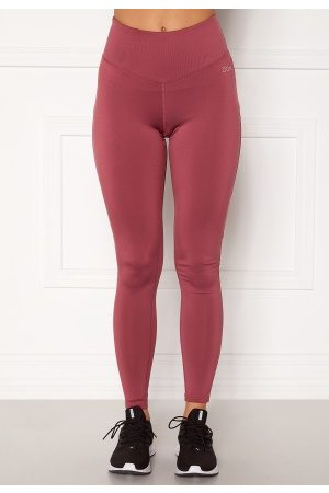 Drop Of Mindfulness Kvinder Tights - Bow II Leggings 525 Rose L