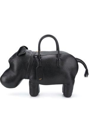 Thom Browne Næsehornsformet tote-taske