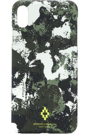 MARCELO BURLON Camouflage print case