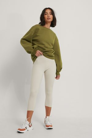 NA-KD Kvinder Sweatshirts - Cut Out Oversized Sweatshirt