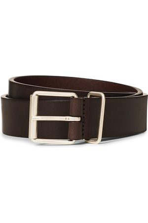 Anderson's Classic Casual 3 cm Leather Belt Brown