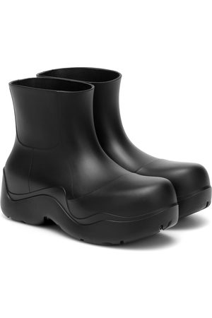 Bottega Veneta Kvinder Ankelstøvler - BV Puddle rubber ankle boots