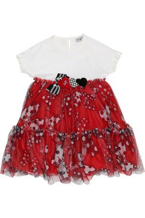MONNALISA Kvinder Mønstrede kjoler - Printed tutu dress