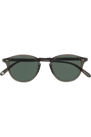GARRETT LEIGHT Solbriller - Runde Hampton briller