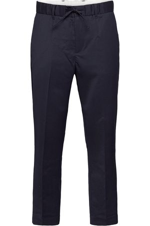 GANT Mænd Habitbukser - D1. Drawstring Wool Trouser Casual Bukser