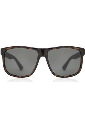 Gucci Mænd Solbriller - GG0010S Polarized Solbriller